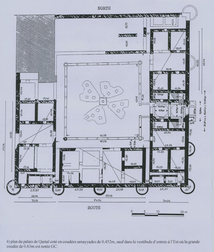 Plan de maison arabe for Plan maison traditionnelle